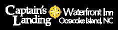 Captain's Landing Waterfront Inn Logo